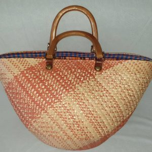 Handmade bag made from Palm Leaf  –  Item HB0001